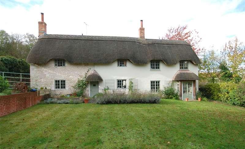3 Bedrooms Detached House for sale in Sherrington, Warminster, Wiltshire, BA12