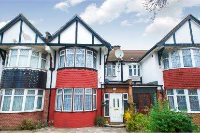 3 Bedrooms Terraced House for sale in Pasteur Gardens, Upper Edmonton, London