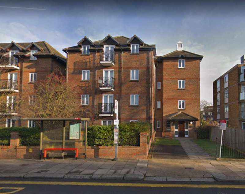 2 Bedrooms Apartment Flat for sale in Brondesbury Park, London