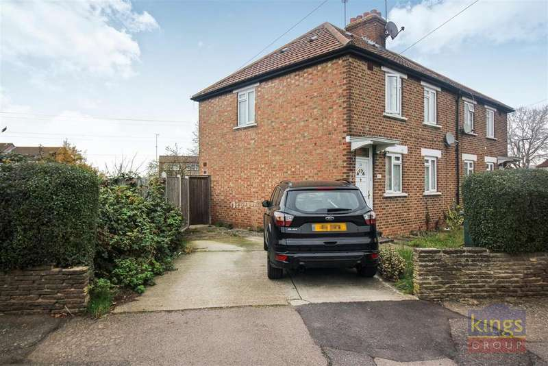 4 Bedrooms Semi Detached House for sale in Durban Road, London