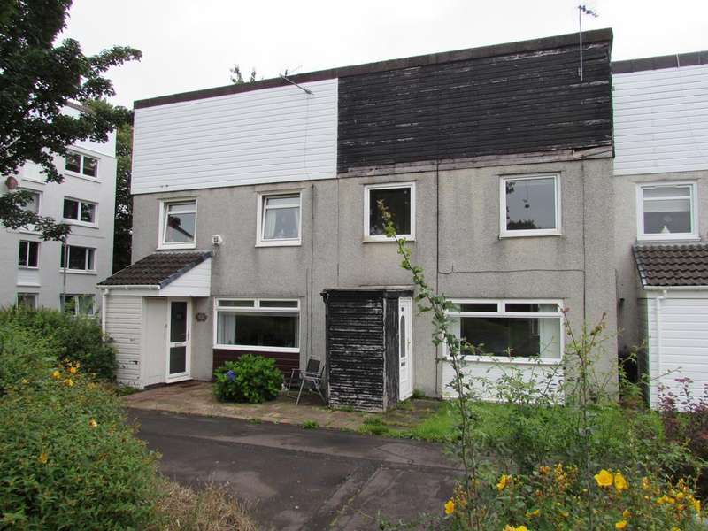 3 Bedrooms Terraced House for sale in Tiree Court, Dreghorn KA11