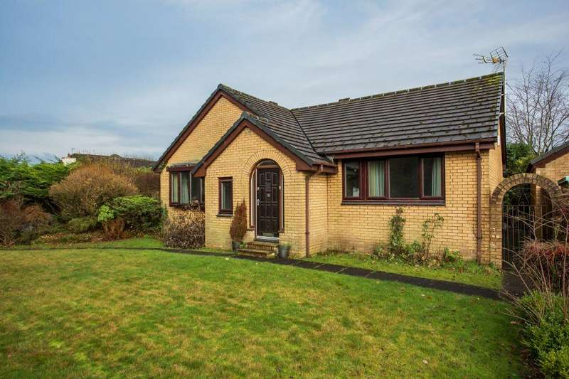 4 Bedrooms Bungalow for sale in 5 Strathgryffe Crescent, Bridge Of Weir, PA11 3LG