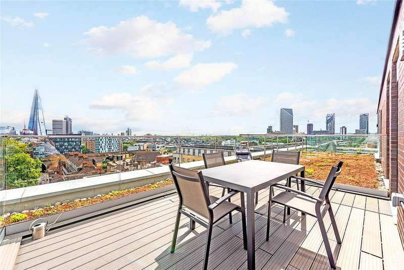 1 Bedroom Penthouse Flat for sale in Globe View House, 171 Blackfriars Road, London, SE1