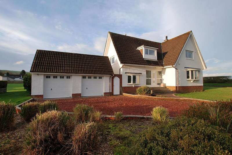 4 Bedrooms Detached House for sale in 30 Browncarrick Drive, Doonfoot, AYR, KA7 4JA