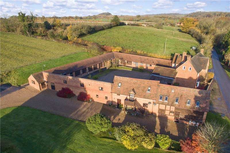 6 Bedrooms Equestrian Facility Character Property for sale in Shelfield, Alcester, B49