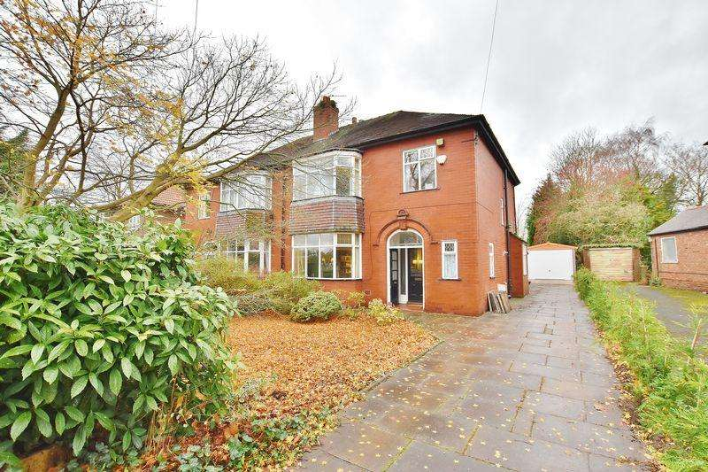 3 Bedrooms Semi Detached House for sale in Manor Road, Salford 6