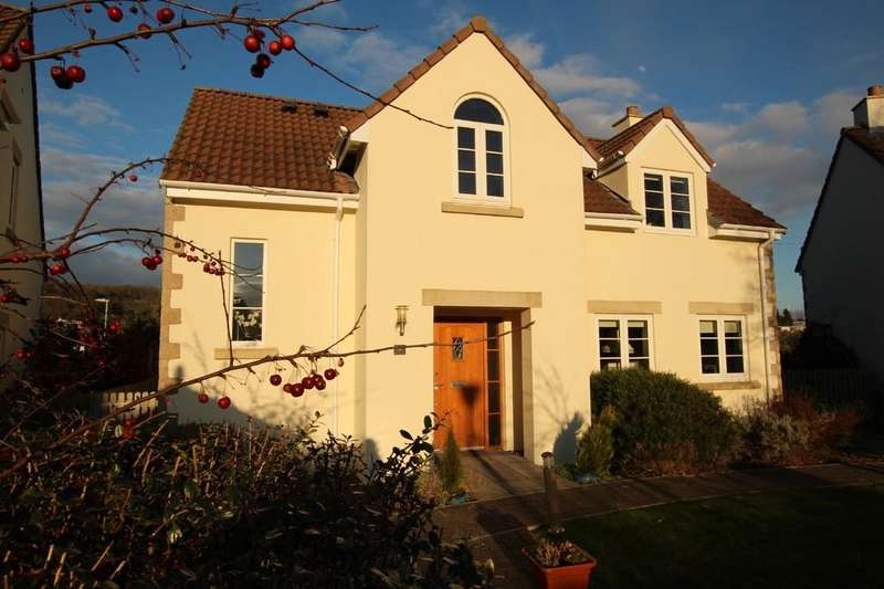 3 Bedrooms Detached House for sale in Delightfully appointed retirement property for the over 65s within the beautiful village of Wrington