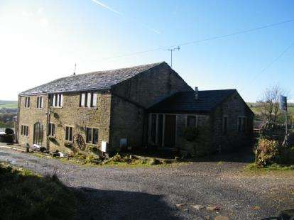 3 Bedrooms Equestrian Facility Character Property for sale in Heald Lane, Weir, Rossendale, Lancashire, OL13
