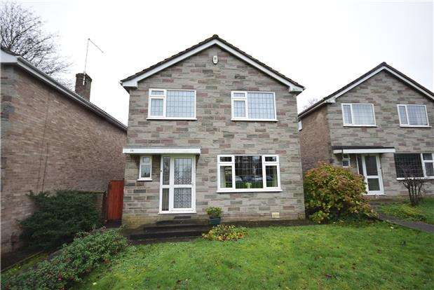 4 Bedrooms Detached House for sale in Cleeve Lodge Close, BRISTOL, BS16 6AQ