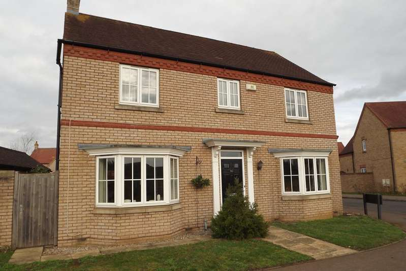 4 Bedrooms Detached House for sale in Sandy Road, Potton SG19