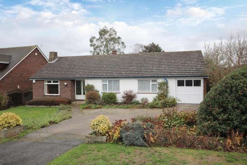3 Bedrooms Detached Bungalow for sale in Wootton Road, Kempston