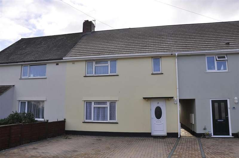 4 Bedrooms Terraced House for sale in Pinhoe, Exeter