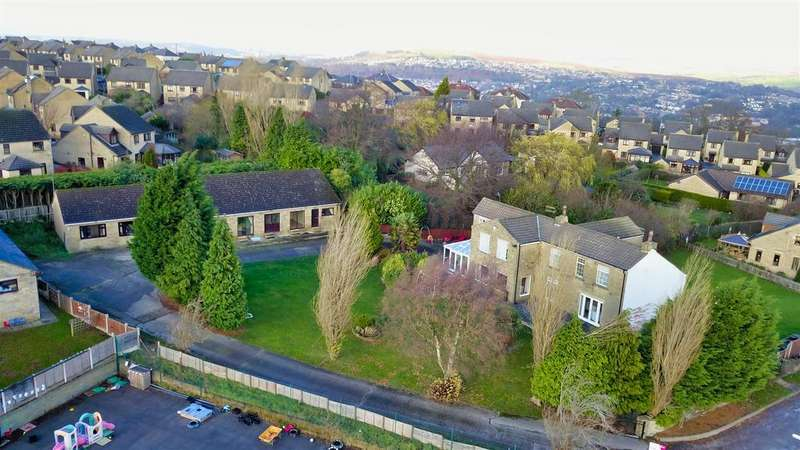 11 Bedrooms Detached House for sale in Westfield Farm, 8 Cockshott Lane, Idle, Bradford, BD10 8UE