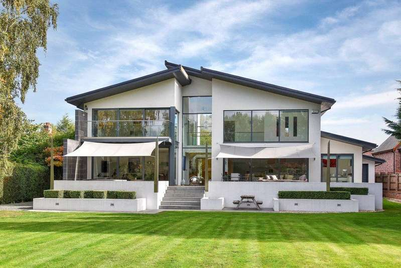 4 Bedrooms Detached House for sale in Cherry Trees, Ambaston, Derbyshire