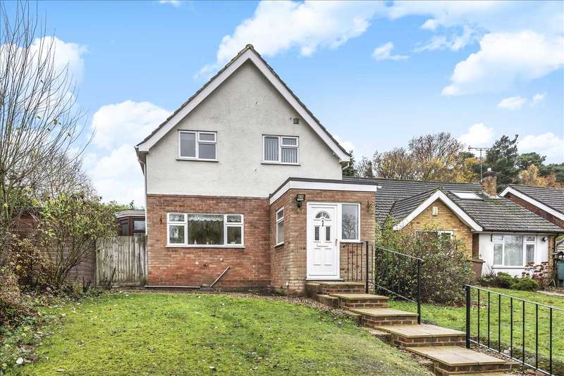 3 Bedrooms Detached House for sale in Greenwood Road, Crowthorne