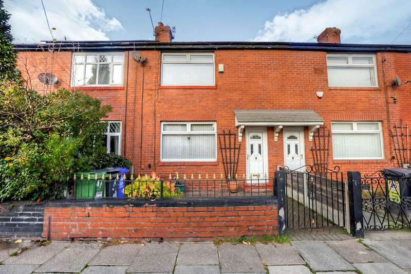 2 Bedrooms Terraced House for sale in York Road, Denton, Manchester, M34