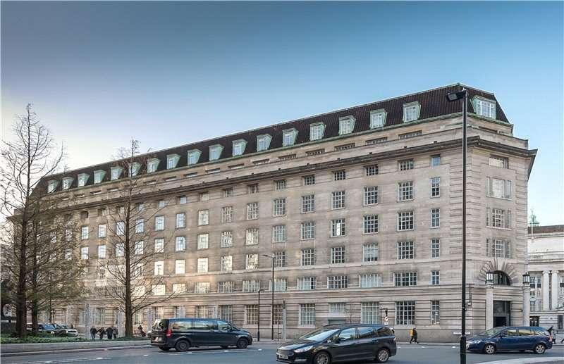 2 Bedrooms Flat for sale in County Hall Apartments, 1B Belvedere Road, Waterloo, London, SE1