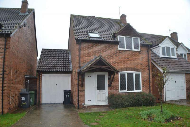 3 Bedrooms Link Detached House for sale in Grassmead Thatcham