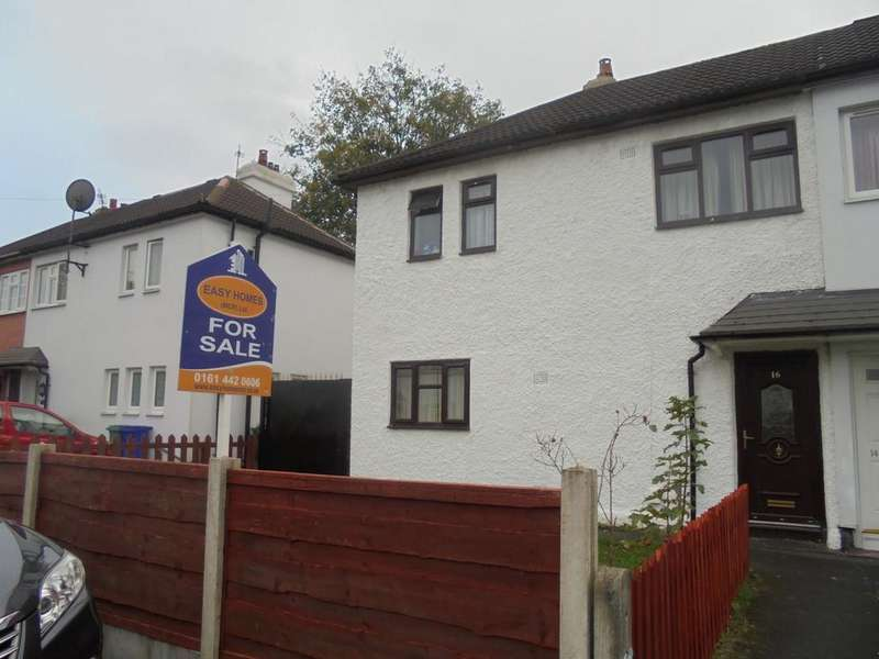 3 Bedrooms Semi Detached House for sale in Thornfield Road, Manchester, Greater Manchester, M19