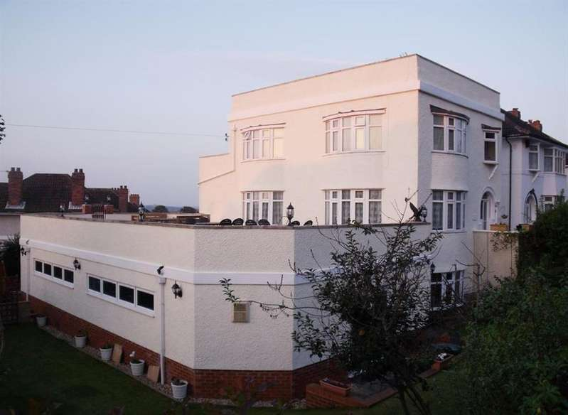 4 Bedrooms Detached House for sale in Bristol Road Lower, BS23