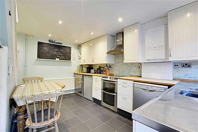 2 Bedrooms Terraced House for sale in Balfour Street, Hertford, SG14