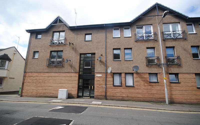 2 Bedrooms Flat for sale in Limonds Wynd, Ayr KA8