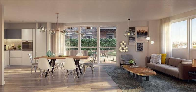 2 Bedrooms Flat for sale in Essex Brewery, 76-80 South Grove, London