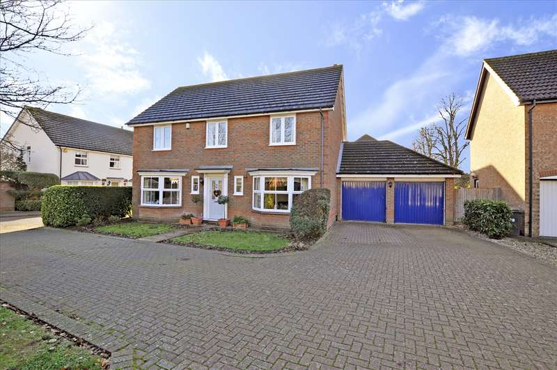 4 Bedrooms Detached House for sale in Richardson Place, Chelmsford