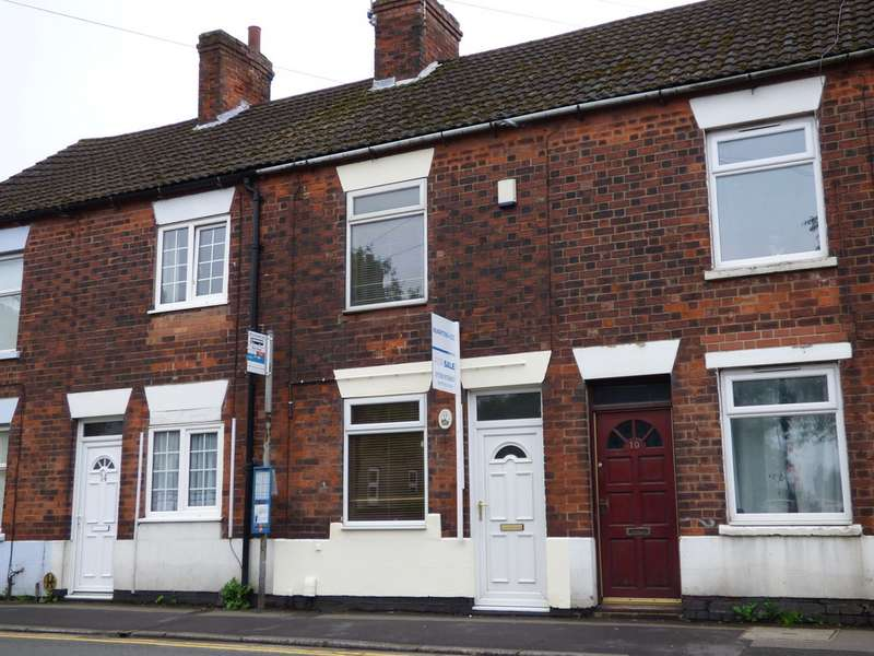 2 Bedrooms Terraced House for sale in London Road, Coalville LE67