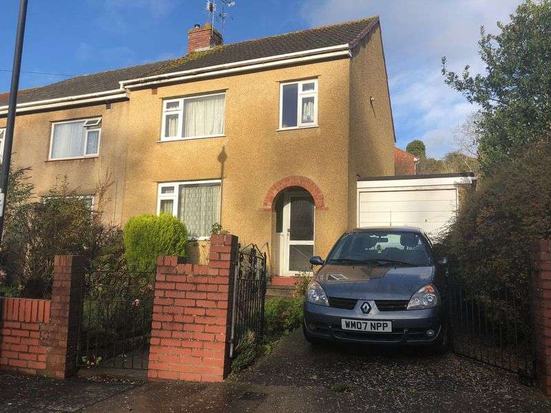 3 Bedrooms Property for sale in Marion Walk St George, Bristol