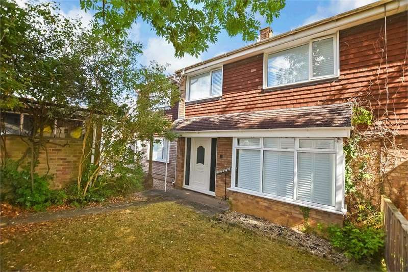 4 Bedrooms Semi Detached House for sale in Claremont Gardens, Nailsea, Bristol, North Somerset