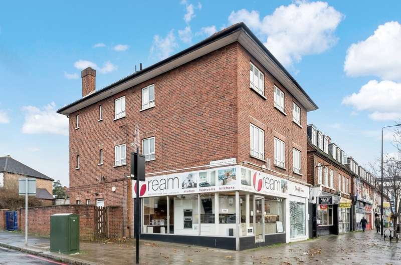 2 Bedrooms Flat for sale in Sidcup Road, London