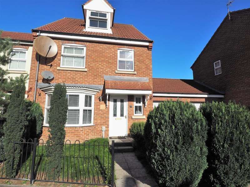 4 Bedrooms Semi Detached House for sale in Attringham Park, Kingswood, Hull, HU7 3GL