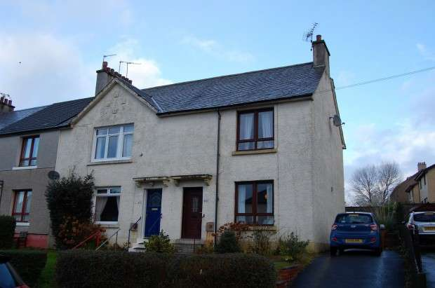 3 Bedrooms End Of Terrace House for sale in Mosspark Drive, Mosspark, G52