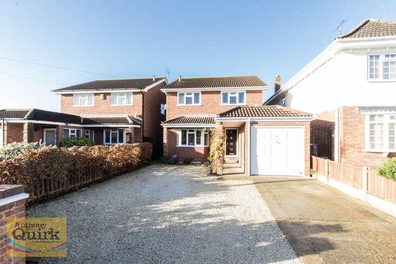 4 Bedrooms Detached House for sale in Elm Grove, Hullbridge, Hockley, SS5