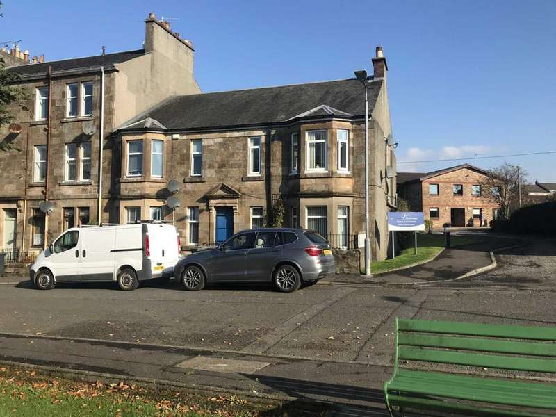 2 Bedrooms Flat for sale in Janefield Place, Beith, KA15