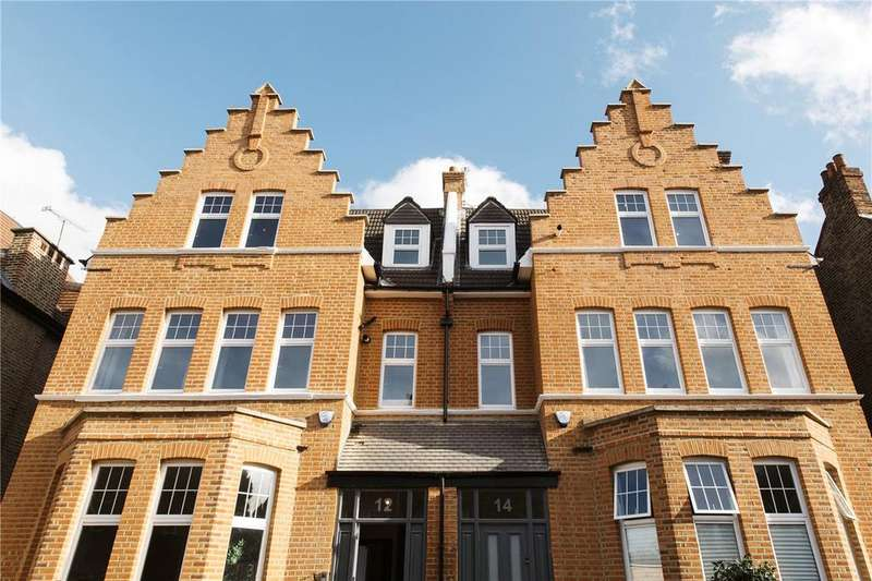 2 Bedrooms Flat for sale in Thirlmere Road, London, SW16