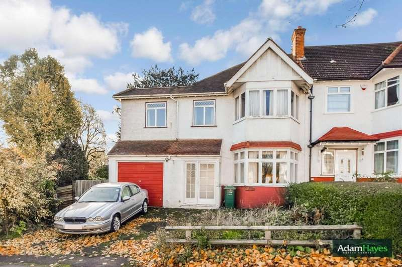 5 Bedrooms End Of Terrace House for sale in Mayfield Avenue, North Finchley, N12