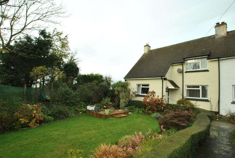 3 Bedrooms Semi Detached House for sale in Rosecare, St. Gennys