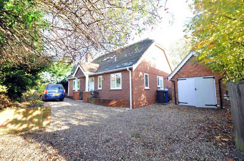 3 Bedrooms Detached House for sale in Bath Road, Maidenhead SL6