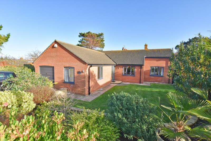 3 Bedrooms Detached Bungalow for sale in Orchard Close, Sheringham