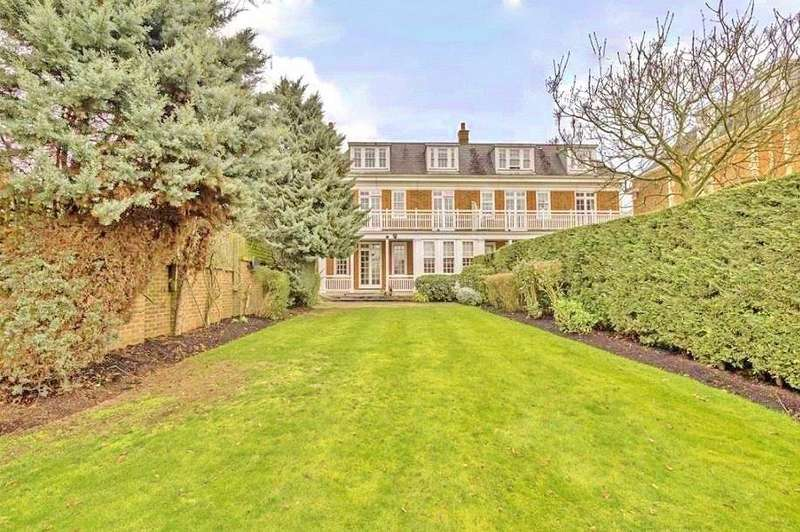 6 Bedrooms Semi Detached House for rent in Redcliffe Gardens, Chiswick, London, W4