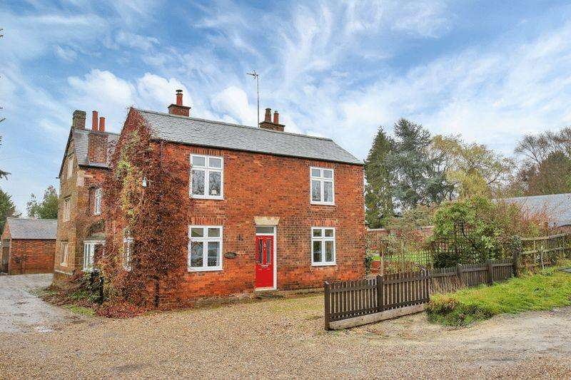 3 Bedrooms Cottage House for sale in Great Bowden, Market Harborough