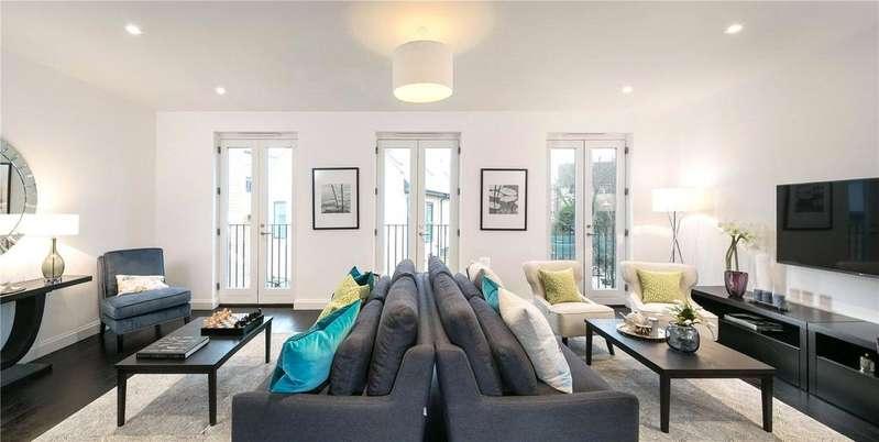 4 Bedrooms House for sale in Ashchurch Villas, Goldhawk Road, London