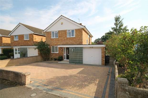 4 Bedrooms Detached House for sale in Dart Road, Brickhill, Bedford