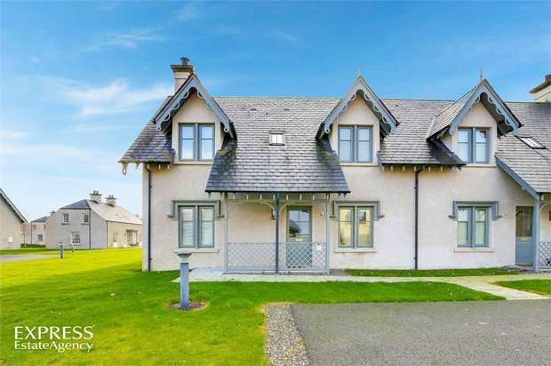 4 Bedrooms Semi Detached House for sale in Lough Erne Golf Village, Ballyhose, Enniskillen, County Fermanagh