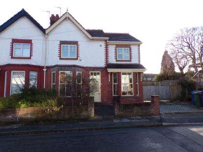 4 Bedrooms Semi Detached House for sale in Well Lane, Childwall, Merseyside, Liverpool, L16