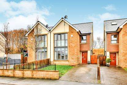 4 Bedrooms Semi Detached House for sale in Holden Road, Brierfield, Lancashire, ., BB9