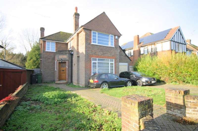 3 Bedrooms Detached House for sale in Manton Drive, Luton