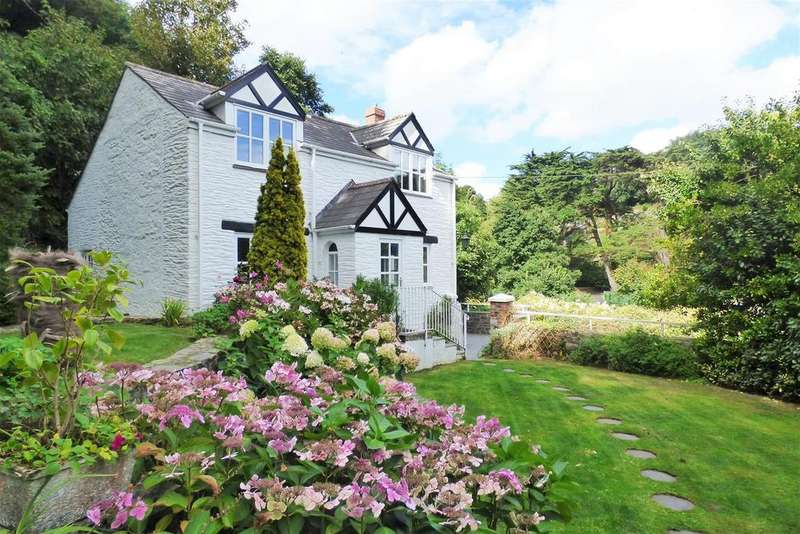 3 Bedrooms Cottage House for sale in Readymoney, Fowey